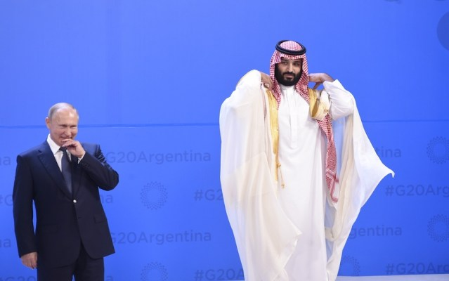 Two oil giants fighting break Nigeria heart