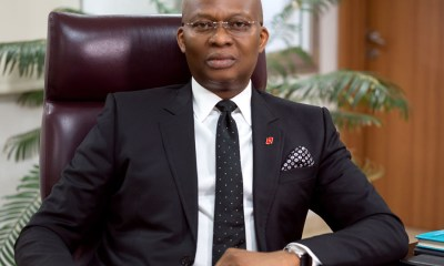 UBA's Executive Director, Chukwuma Nweke