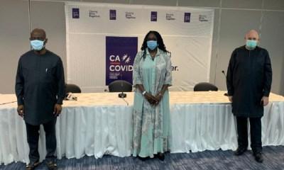 CACOVID devotes N23 billion to feed Nigerians