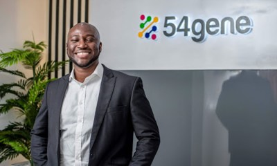 54gene secures N50 million from Union Bank as Nigerian banks unleash CSR to fight Coronavirus, 54gene partners FCMB, others to donate mobile laboratories to Lagos and Ogun States