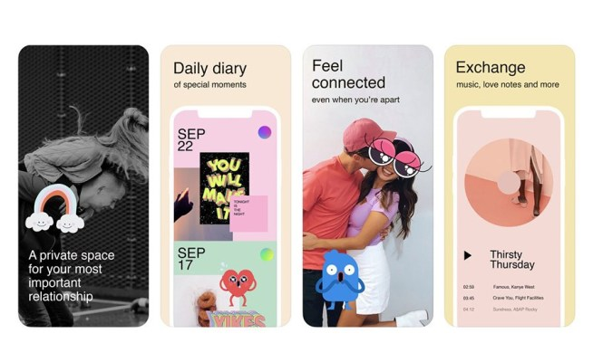 Facebook launches new messaging app, 'Tuned', just for couples