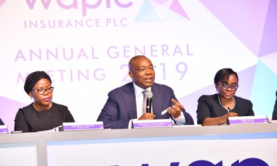 Wapic Insurance Plc. announces notice of board meeting, closed period