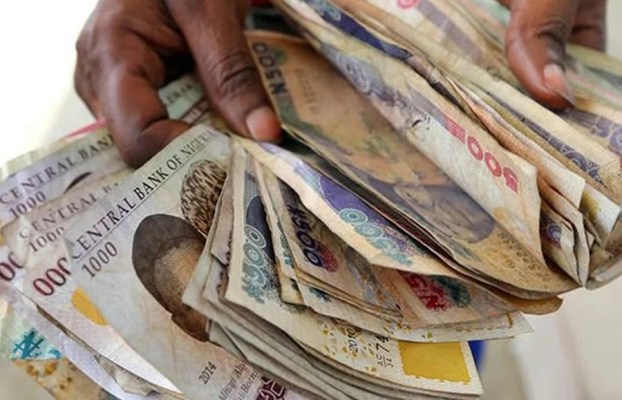 The naira is falling, Naira forwards and parallel market crash puts pressure on official exchange rate