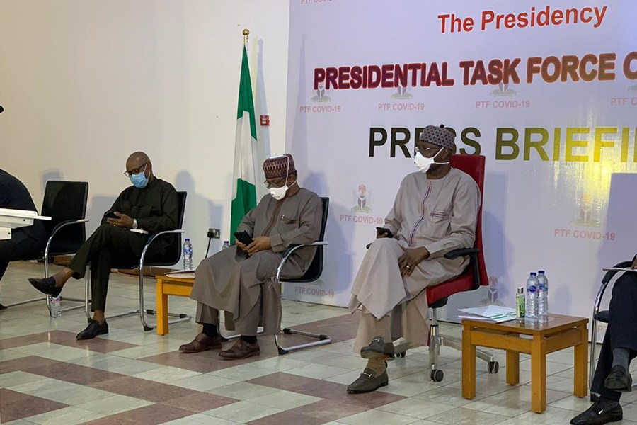 Buhari receives briefing from PTF on COVID-19 as phase 2 of lockdown ends |  Nairametrics