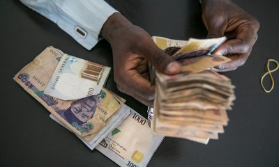 Forex turnover drops by 28.3% as naira depreciates against the dollar at I&E window