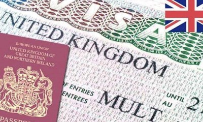UK issues new travel advice for foreign students, can work for 3 years after graduating, Covid-19: British High Commission to Resume Visa Application in Nigeria