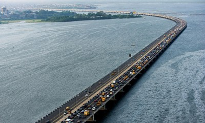 FG discloses measures, diversion points for traffic during closure of Third Mainland Bridge