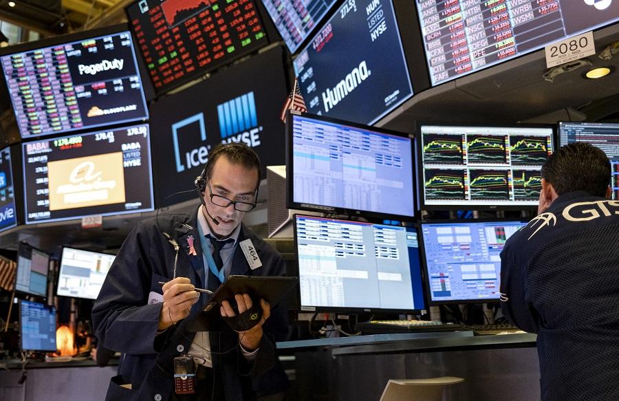 Wall Street soars amid Bitcoin intraday comeback | Nairametrics