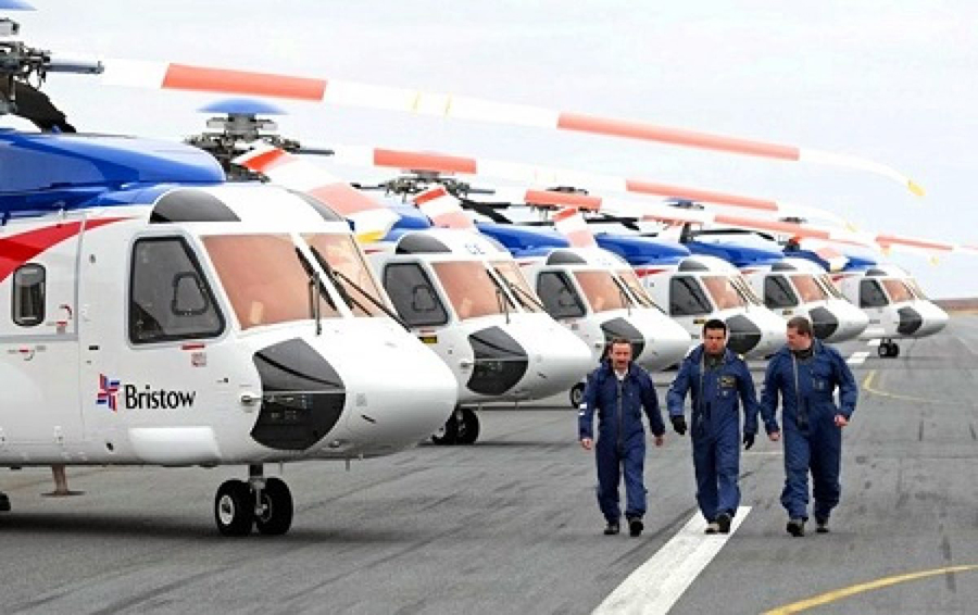 Bristow helicopters sacks about 100 pilots due to coronavirus pandemic