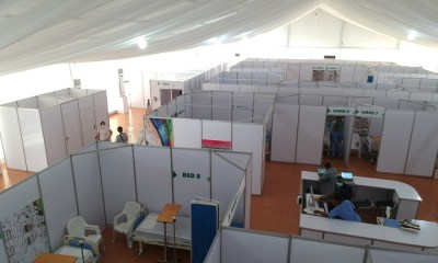 COVID-19: Governors set to increase testing capacities in all LGAs, YPO Lagos chapter and Lagos State Government appreciates donors for support towards Eti-Osa isolation center