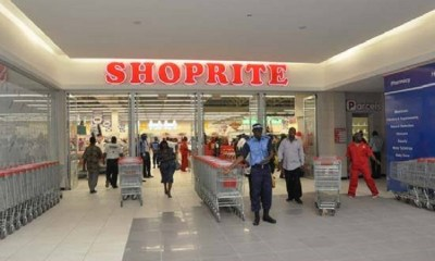 Shoprite controls 22% of Nigeria's formal retail, future to be driven by indigenous retailers