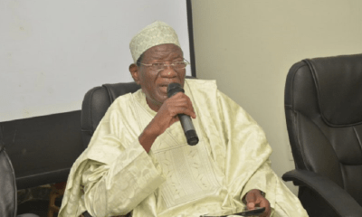 News Agency of Nigeria announces death of its Board Chairman
