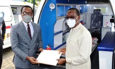 Governor Okowa commends Abdul Samad Rabiu, BUA for COVID-19 donation to Delta State