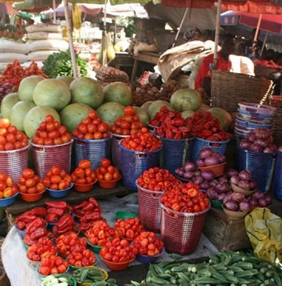 Despite billions on agriculture, food inflation up by 108% since 2015.