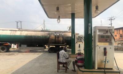 Petrol tanker explodes at filling station in Ogba
