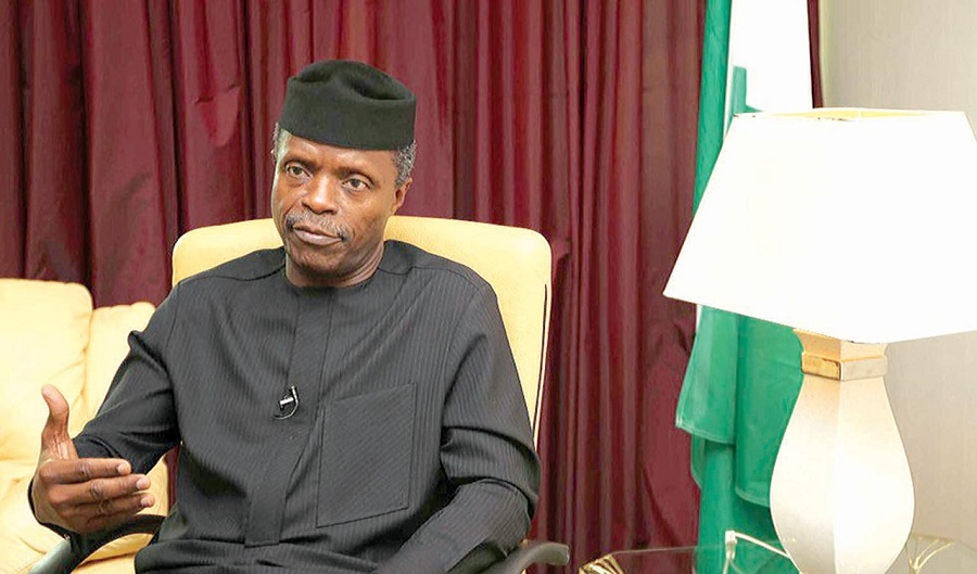 #EndSARS: Our police reform agenda is a game changer to end impunity – Osinbajo