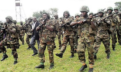 FG deploys more military troops to Lagos to secure public assets