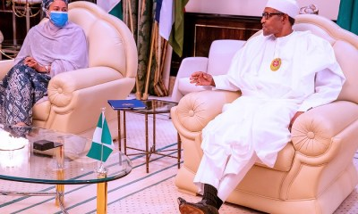 It is in the interest of the youths to keep the peace - Buhari