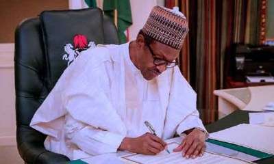 Buhari sacks DG National Directorate of Employment, Nasiru Argungu