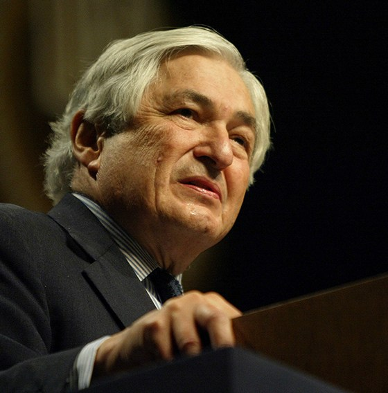World Bank Group announces the death of ex-president James D. Wolfensohn at 86