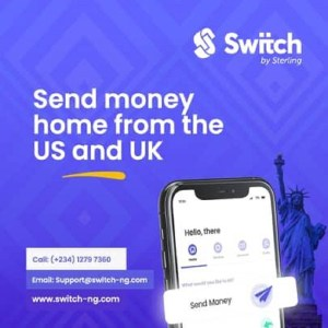 Switch Sterling: Gearbox remittance game