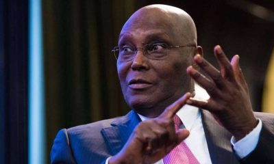 Intels says Atiku no longer a majority shareholder