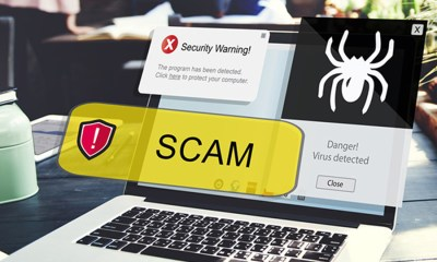 Scam websites and how to identify them before inputting your card details