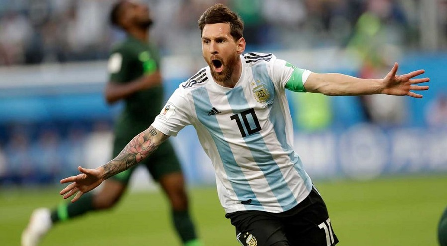 Breaking: Argentina becomes first national football team to launch fan token | Nairametrics