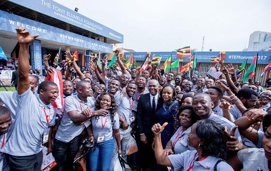 The Tony Elumelu Foundation and DEG Partner to Empower 200 Additional  Entrepreneurs Across Africa   Nairametrics
