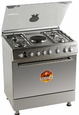 Polystar gas cooker