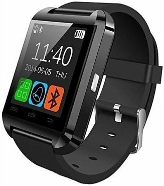 Bluetooth compatible Android smartwatch