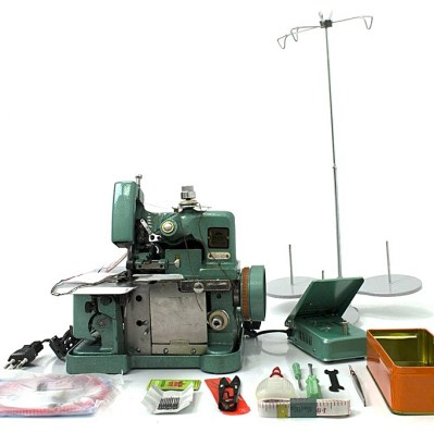 Butterfly Overlock Industrial Sewing Machine
