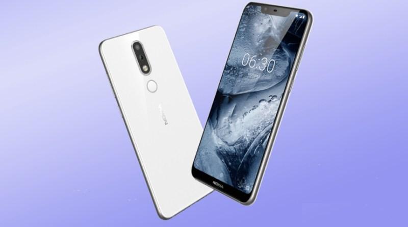 Nokia 5.1 Plus Features
