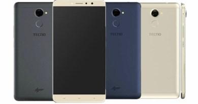 Tecno L9 & L9 Plus Features