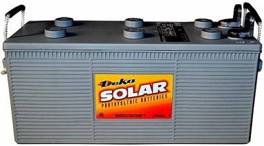 Deka solar inverter battery