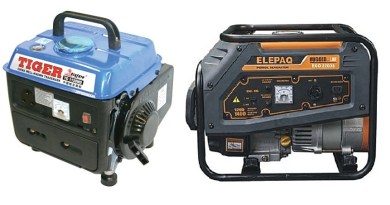Small (Portable) Generator Price in Nigeria
