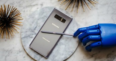 Samsung Galaxy Note 8 Review — The Bigger, The Better