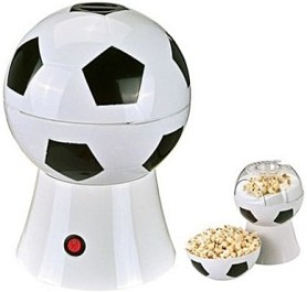 Household football popcorn machine
