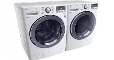LG washing machine features