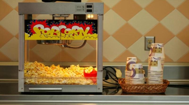 Popcorn machines features