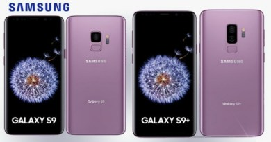 Samsung Galaxy S9 & S9 Plus Features