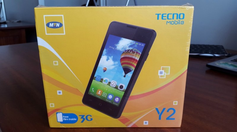 Tecno y2 features