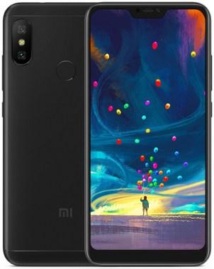 Xiaomi redmi 6 pro design