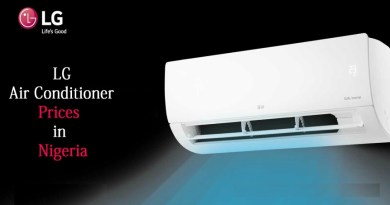 LG Air Conditioners Prices