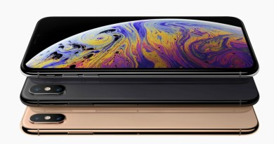 iphone xs max feature