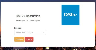 dstv subscription expiry