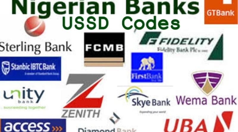 Bank transfer codes in nigeria