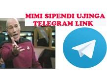 Mimi Sipendi Ujinga Telegram Link