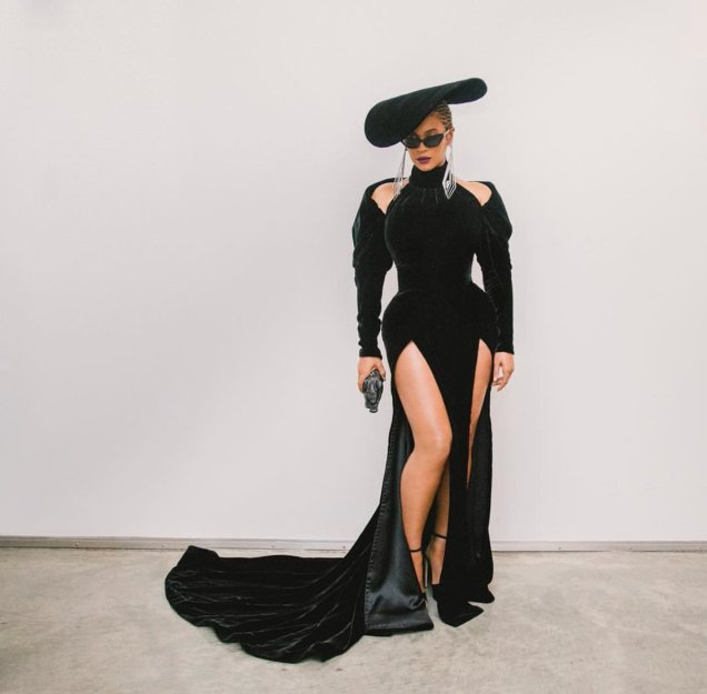 Nairobi Fashion Hub Beyonce the Sly Queen Grammy Awards 2018-00