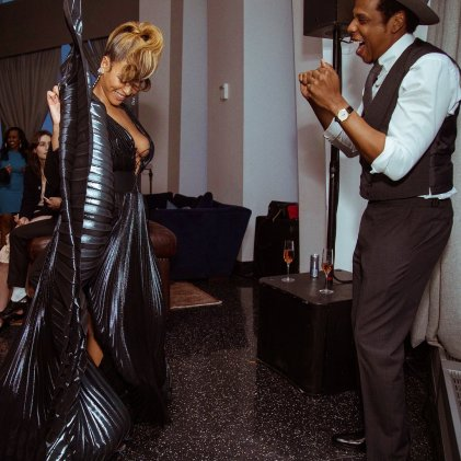 Nairobi Fashion Hub Beyonce the Sly Queen Grammy Awards 2018_5